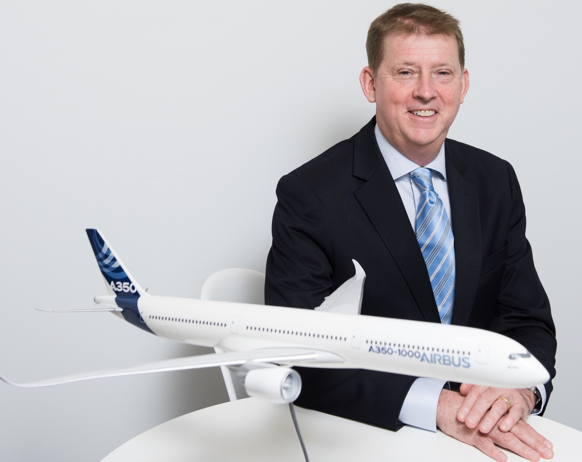 Chris Drewer assumes role of senior vice president SEA for Airbus Commercial Aircraft