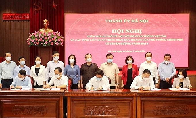 Beltway 4 – new driving force for Hanoi development to be built