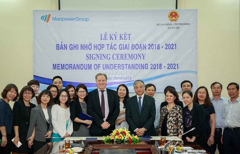 manpowergroup helps vietnam develop skilled workforce for industry 40
