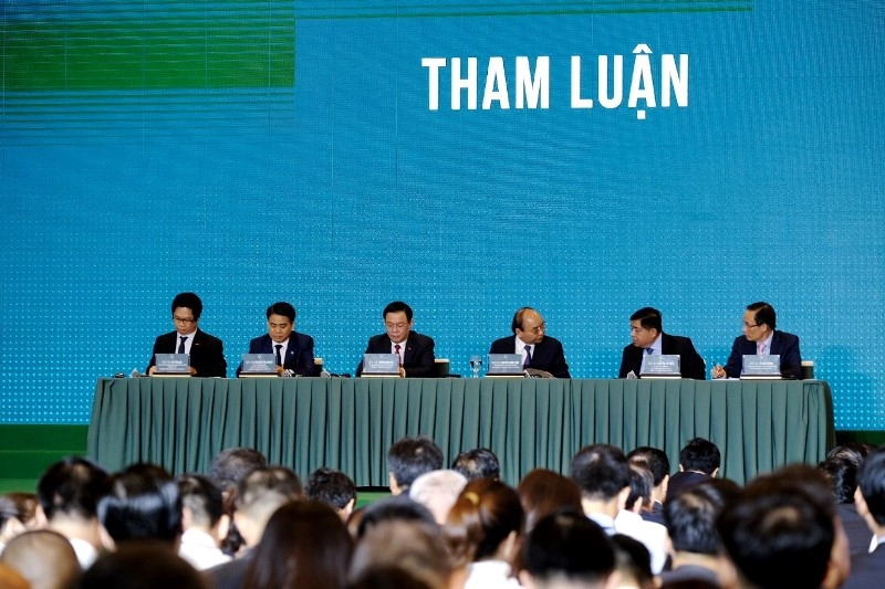 Hanoi grants investment certificates to 229 projects totalling $17.6 billion today