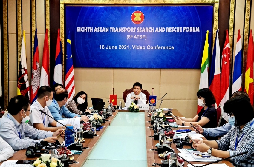 ASEAN seeks to increase cooperation in transport search and rescue