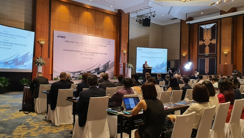 Vietnam urged to unlock potential for world-class healthcare