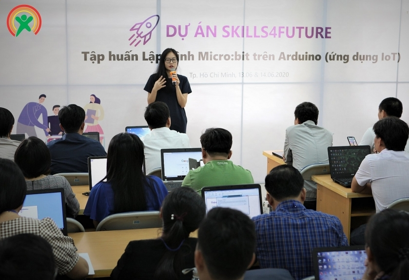 IT skills of young labour force – a must for Vietnam's digital transformation