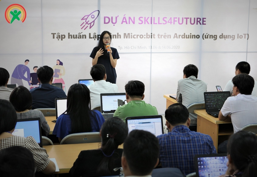 it skills of young labour force a must for vietnams digital transformation