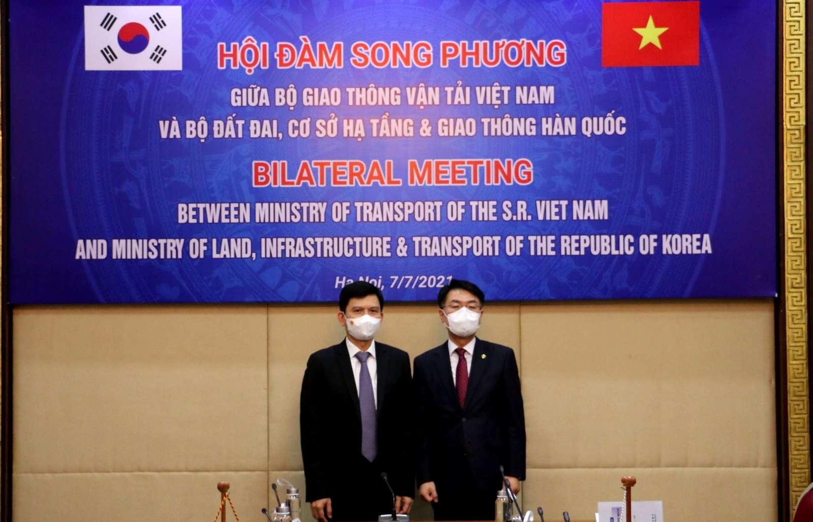Vietnam and South Korea agree to strengthen cooperation in transport infrastructure