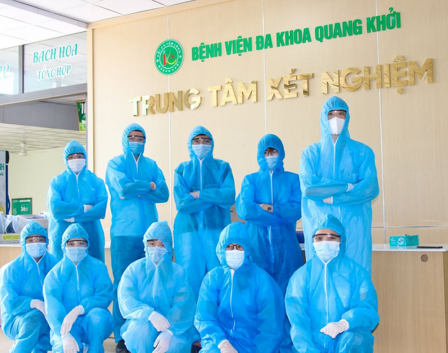 Quang Khoi General Hospital among centres qualifying for COVID-19 test confirmation