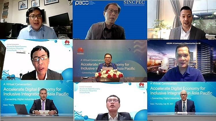Accelerating digital economy: The key for inclusive integration in Asia-Pacific