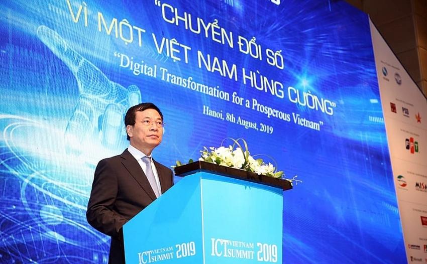 Digital transformation tops Vietnam CEO Summit 2019