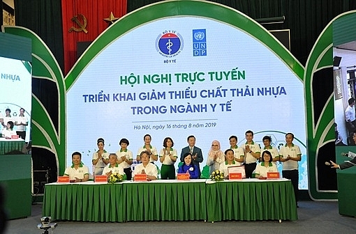 Vietnam's healthcare sector acts to reduce plastic waste