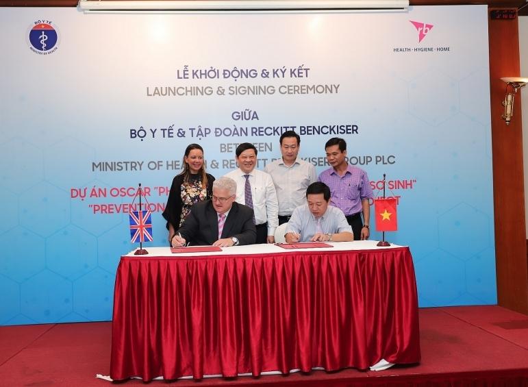 Reckitt Benckiser boosts footprint in Vietnam's healthcare market