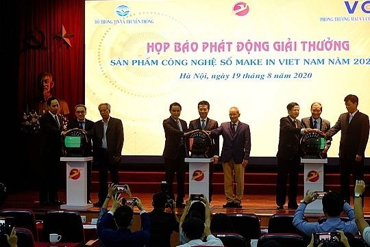 Make-in-Vietnam Digital Award 2020 launched