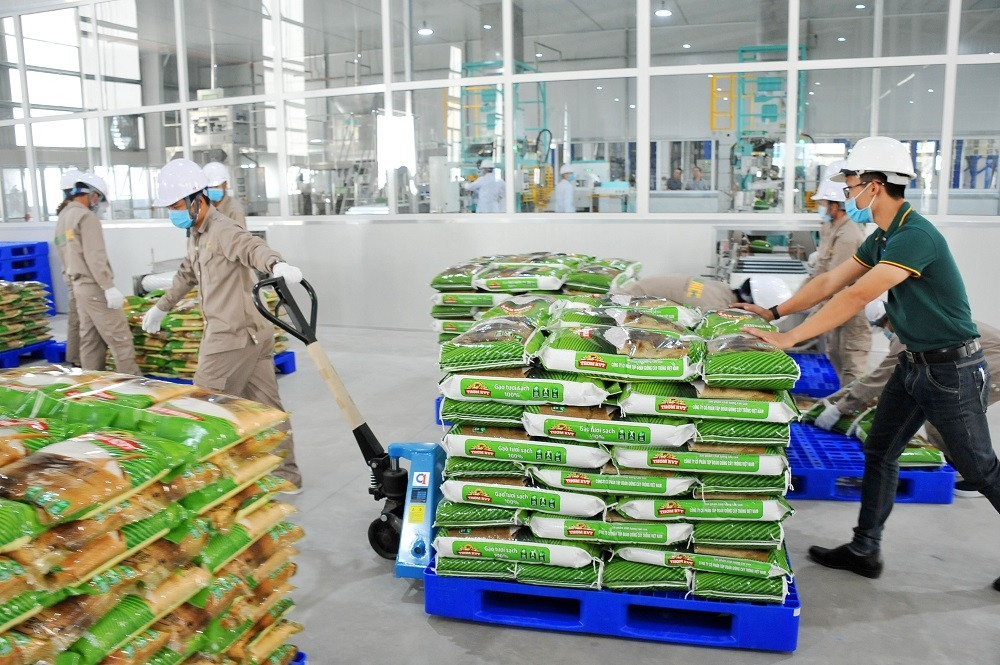 Agricultural products benefiting from EVFTA