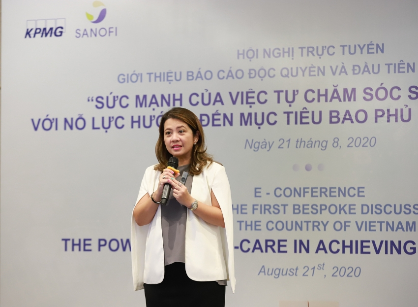 kpmg and sanofi release frst bespoke discussion paper on self care in vietnam