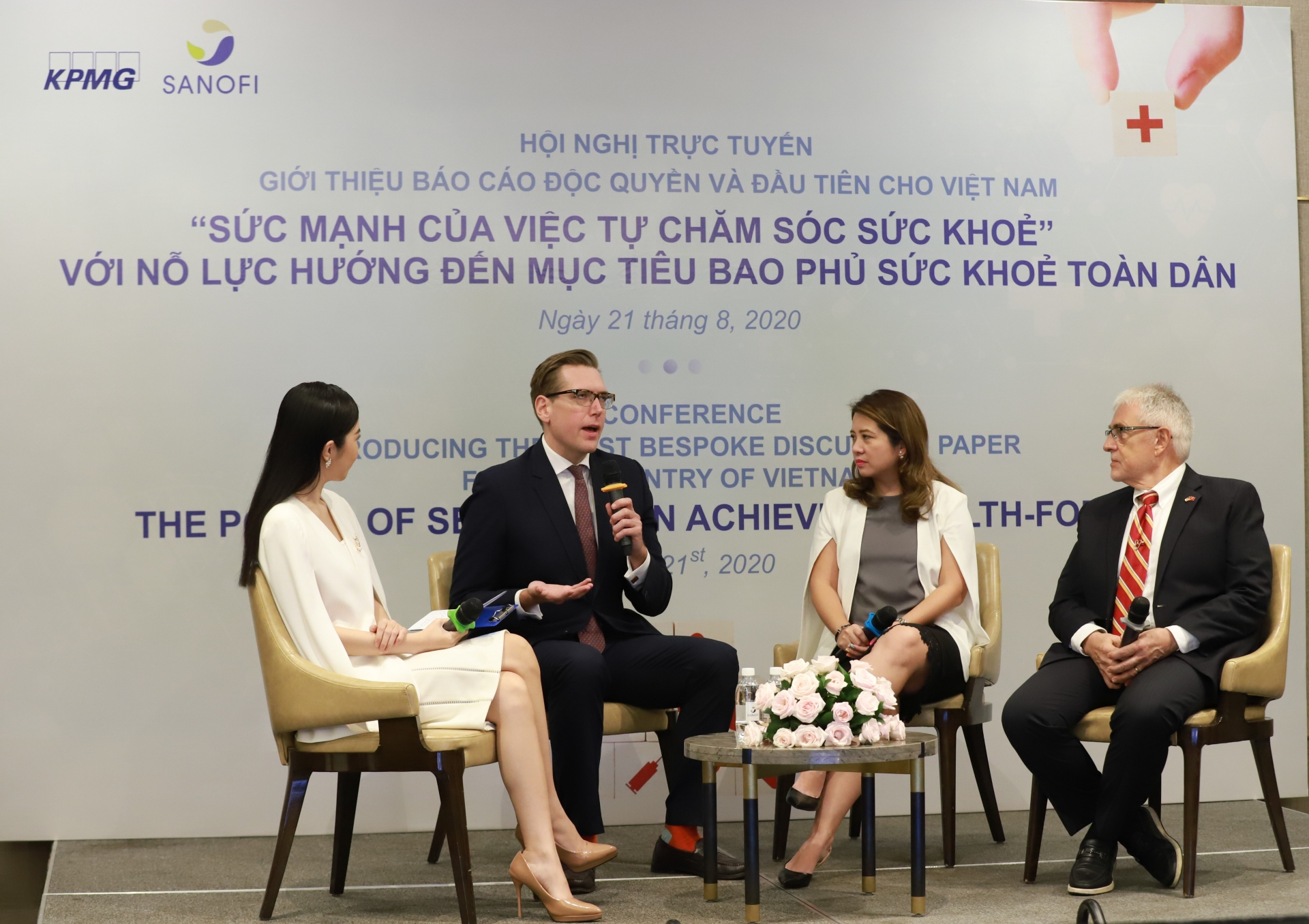 KPMG and Sanofi release frst bespoke discussion paper on self-care in Vietnam