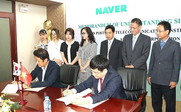 South Korea's internet giant Naver ventures further into Vietnam