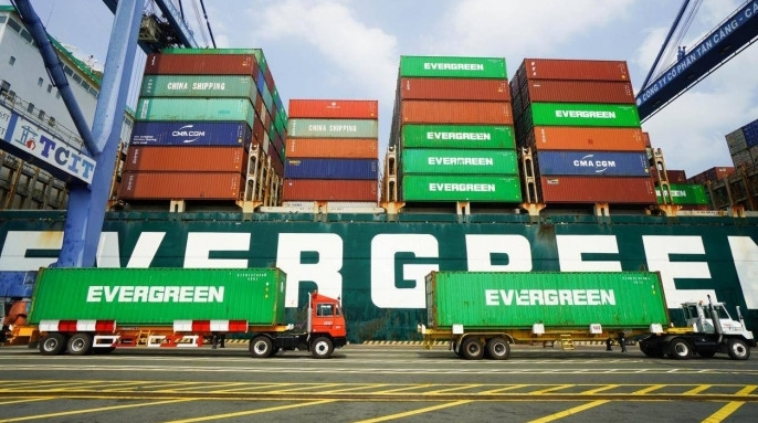 Container throughput via Vietnamese seaports grows in double-digit up to August