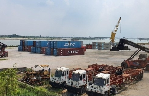 Vietnam opens new Tan Cang Que Vo ICD in North