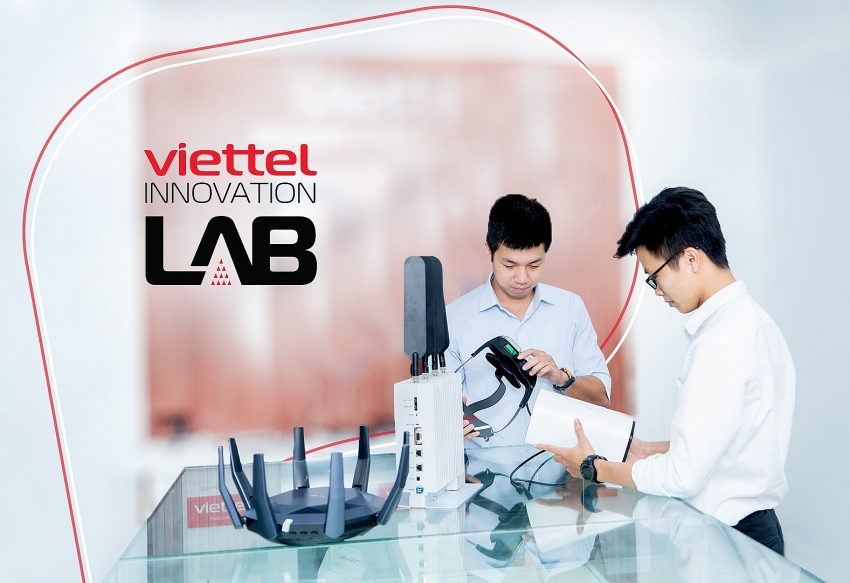 Viettel operates two most modern innovation labs in SEA
