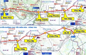 Bien Hoa-Vung Tau Expressway to be developed under PPP format