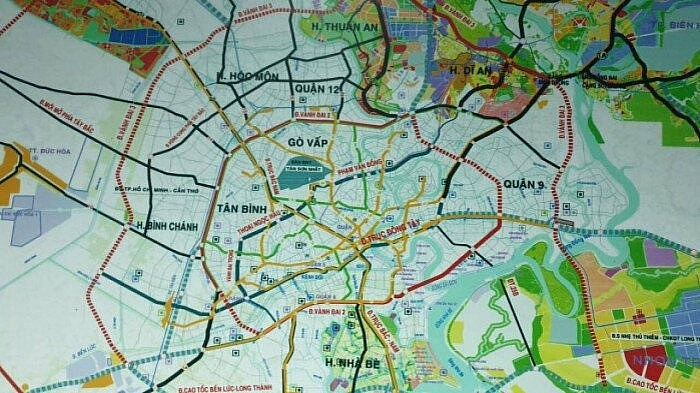Investment plans under review for Ho Chi Minh City Beltway 4
