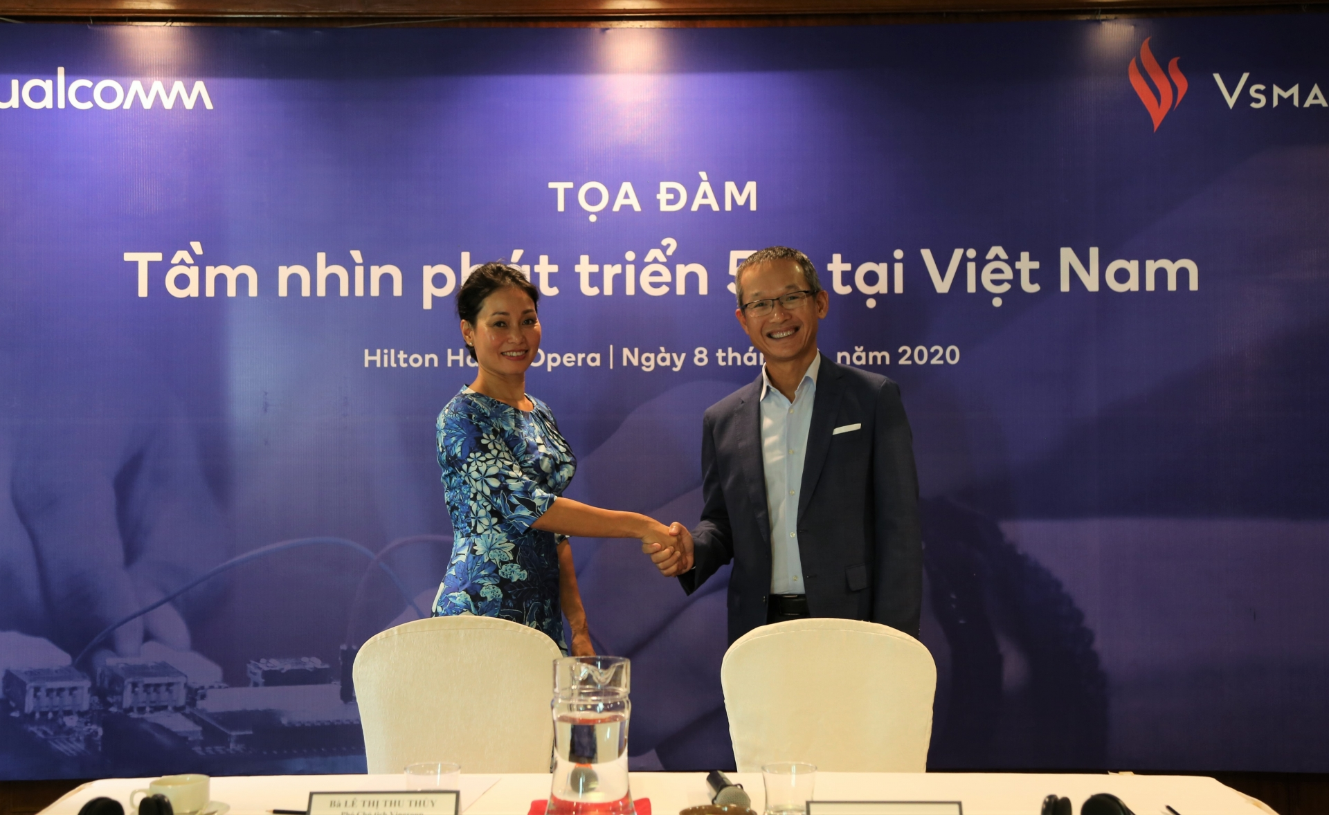 Made-in-Vietnam 5G-enabled smartphone to go to the US in 2021