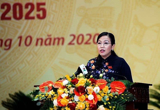 thai nguyen party congress industry and construction to make up 61 per cent in 2025