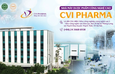 CVI Pharma strengthens pharmaceutical and cosmetics R&D from natural herbs