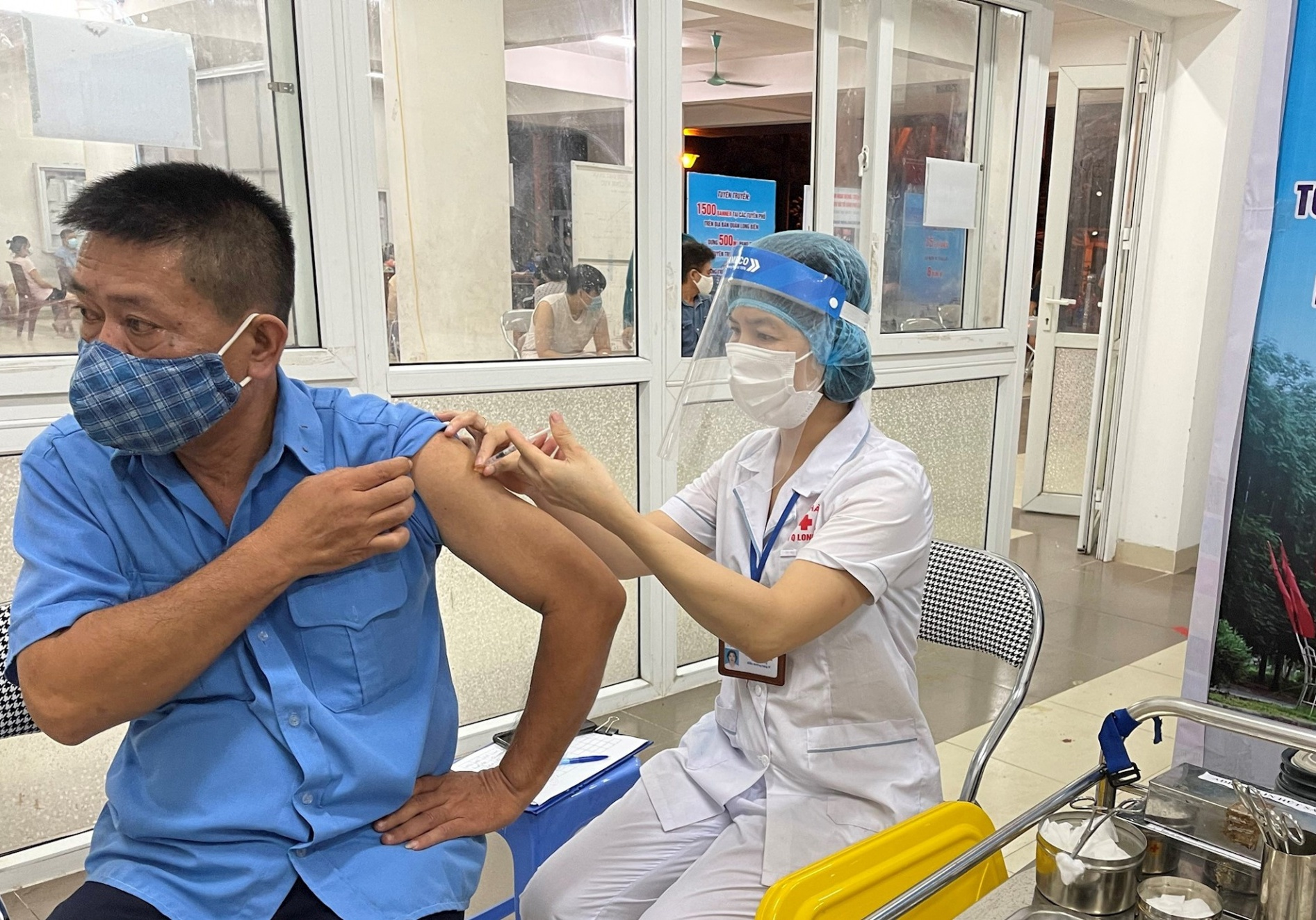 Vietnam moves to join international recognition of vaccine passports