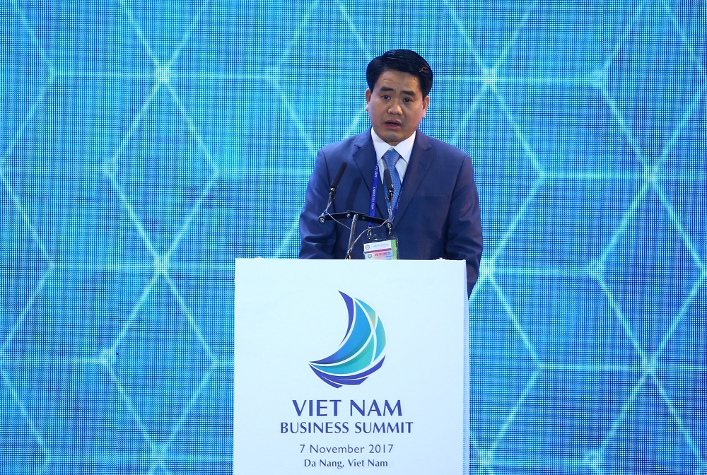 hanoi promotes investment at apec 2017