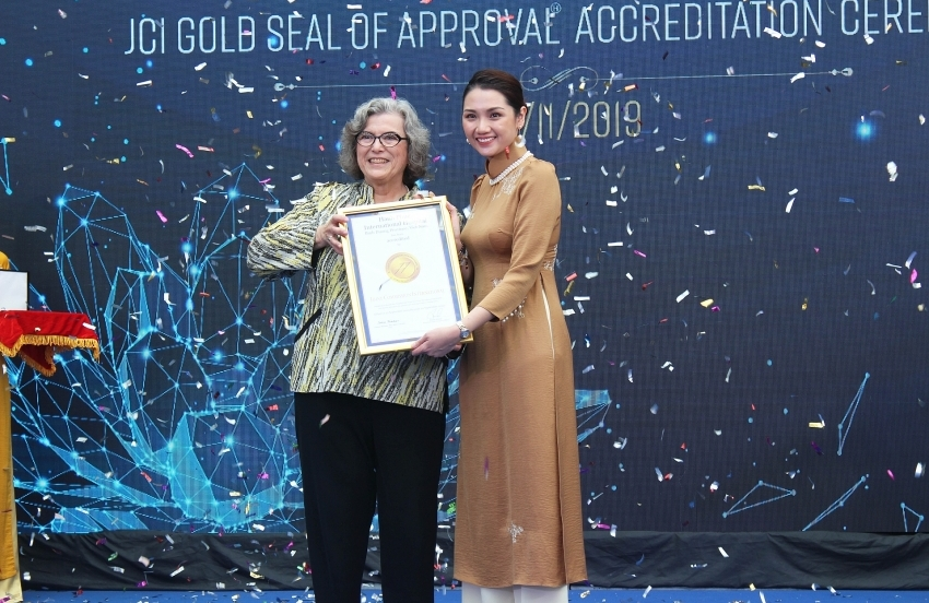 hanh phuc international hospital wins jci gold seal of approval