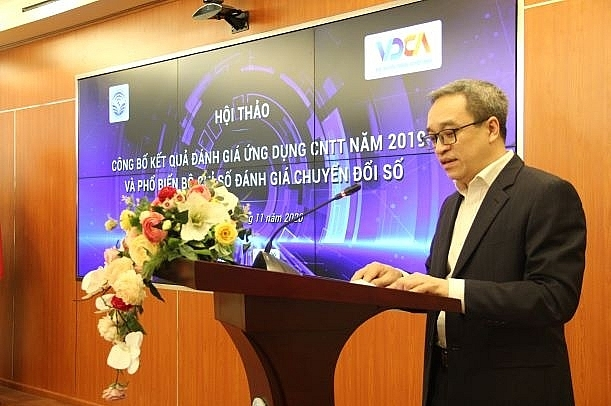 Vietnam sees improvements in IT application on state and local levels