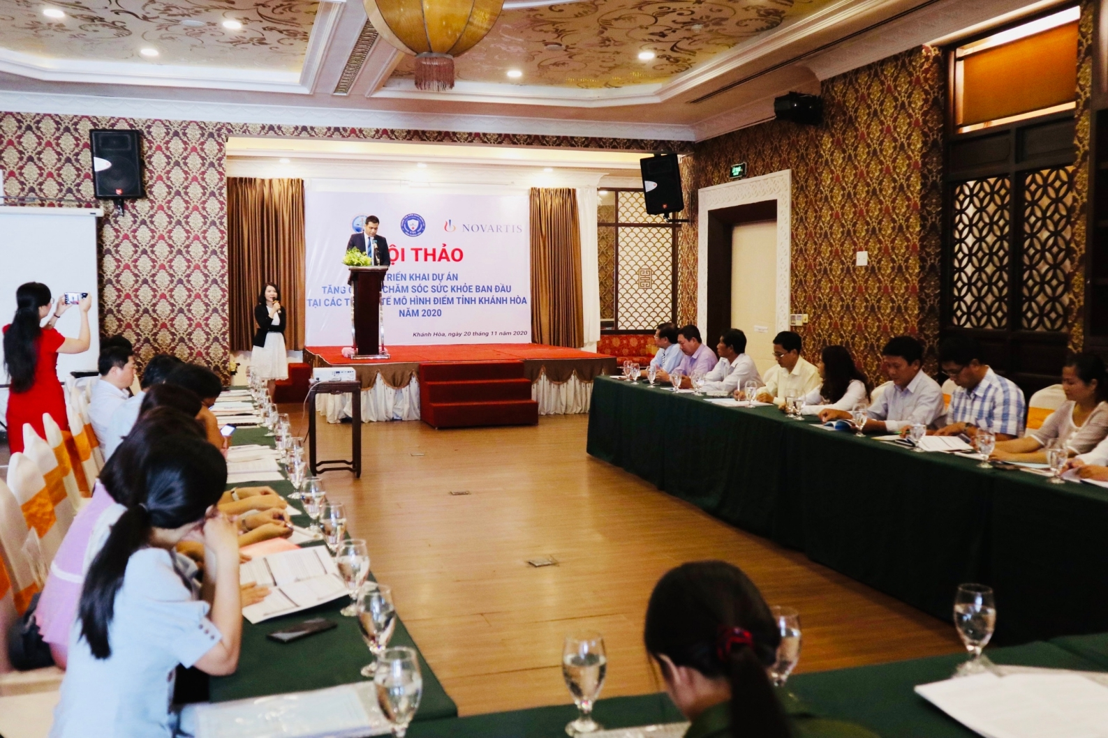 Novartis launches project to strengthen primary healthcare in Khanh Hoa