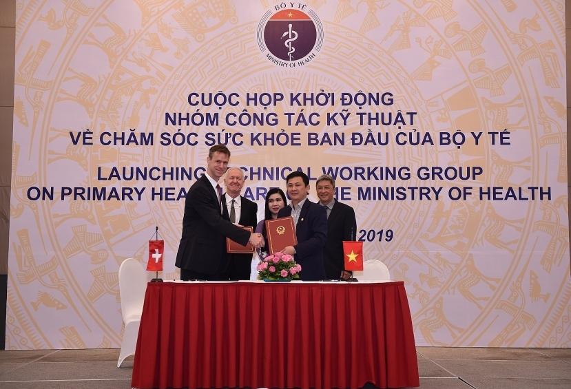 Novartis ventures further into primary healthcare in Vietnam
