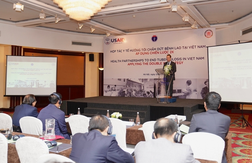 Vietnam partners with USAID to implement new strategy to end TB