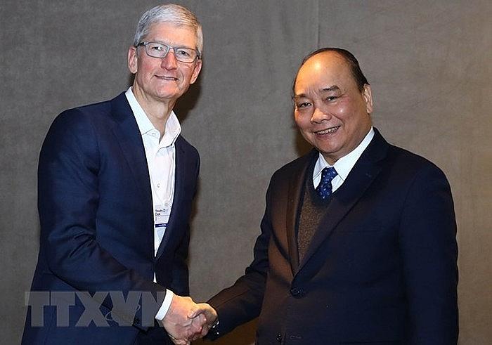 apple to build data centre in vietnam