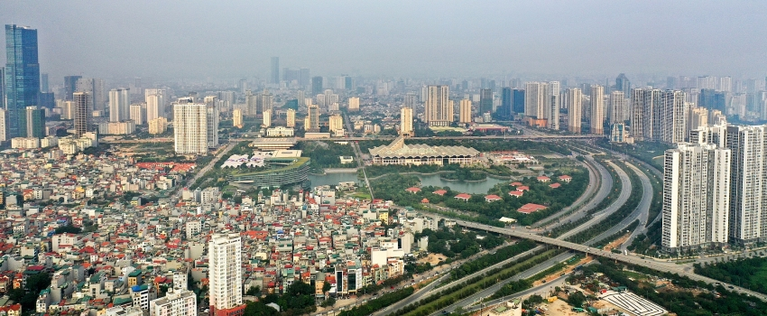 hanoi real estate market welcomes new year with good news