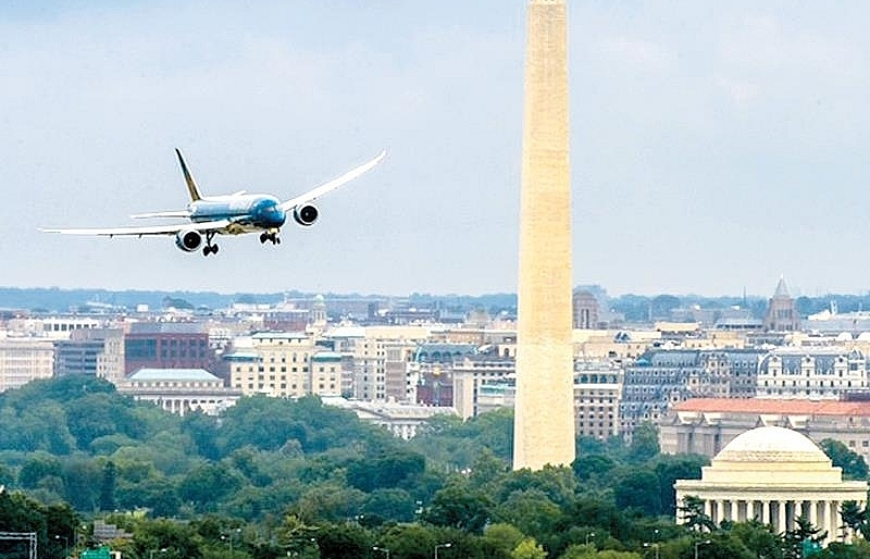 Vietnam Airlines may have straight flight to US soon