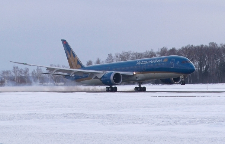 Vietnam Airlines moves operations to Sheremetyevo Airport, Russia