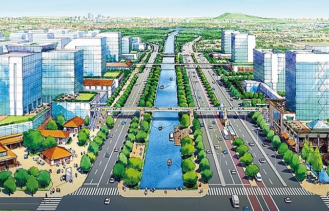 $5.5 million mega eco-urban area in Bac Ninh submitted to the PM