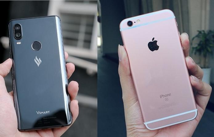 Vsmart phones surpass Apple in retail