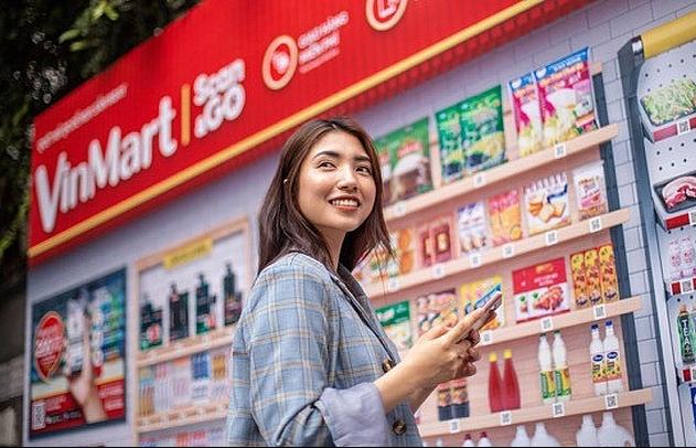 Vingroup launches VinMart virtual store
