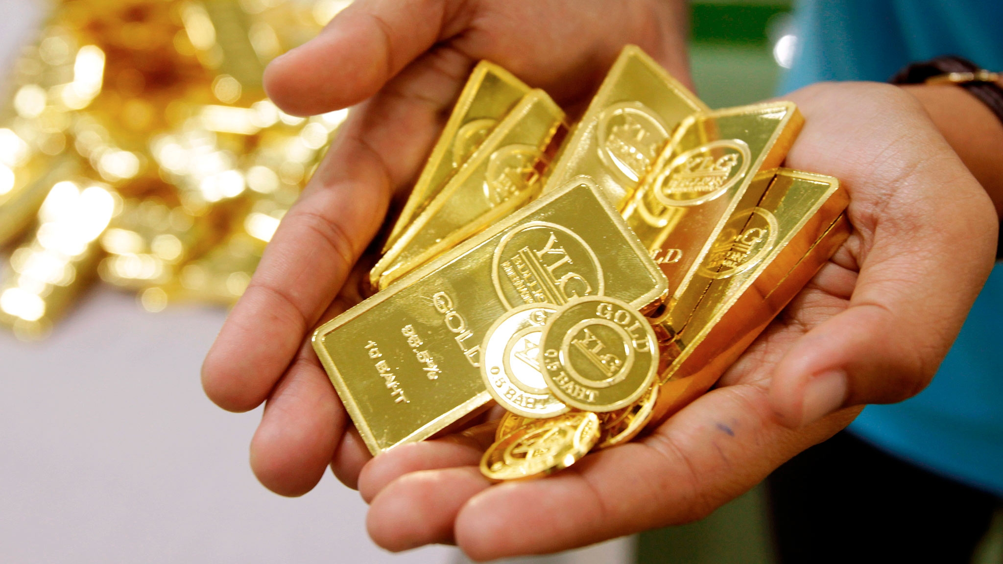 gold price in vietnam jumps to two year high