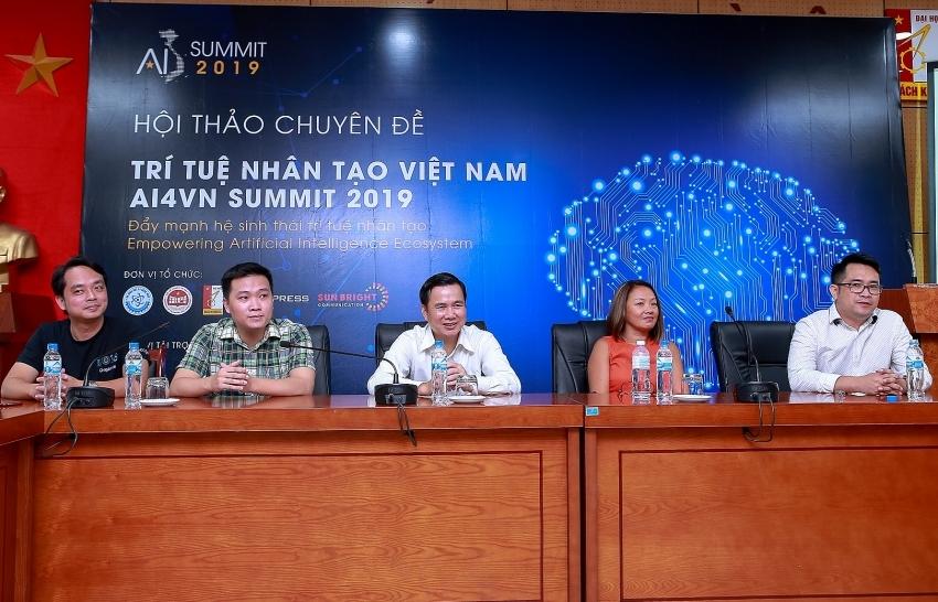 The dream of a powerful Vietnam through AI