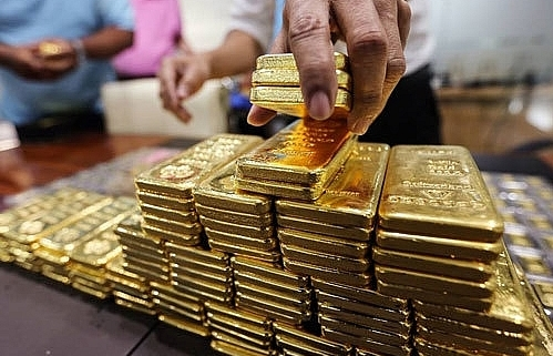 Gold on the rise again
