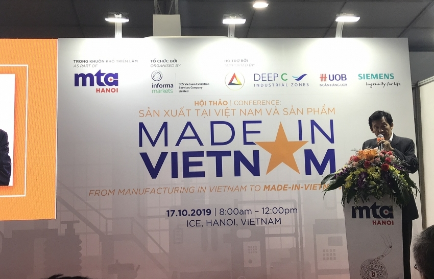 Opportunities for Vietnamese manufacturing industry