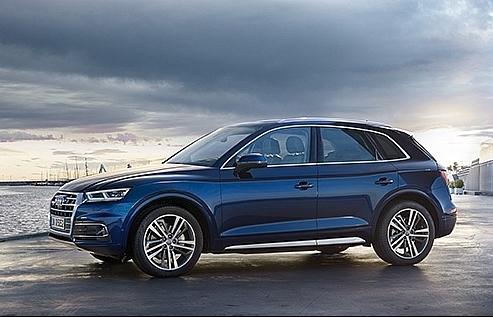 Hundreds of Audi Q5 recalled in Vietnam due mudguard error