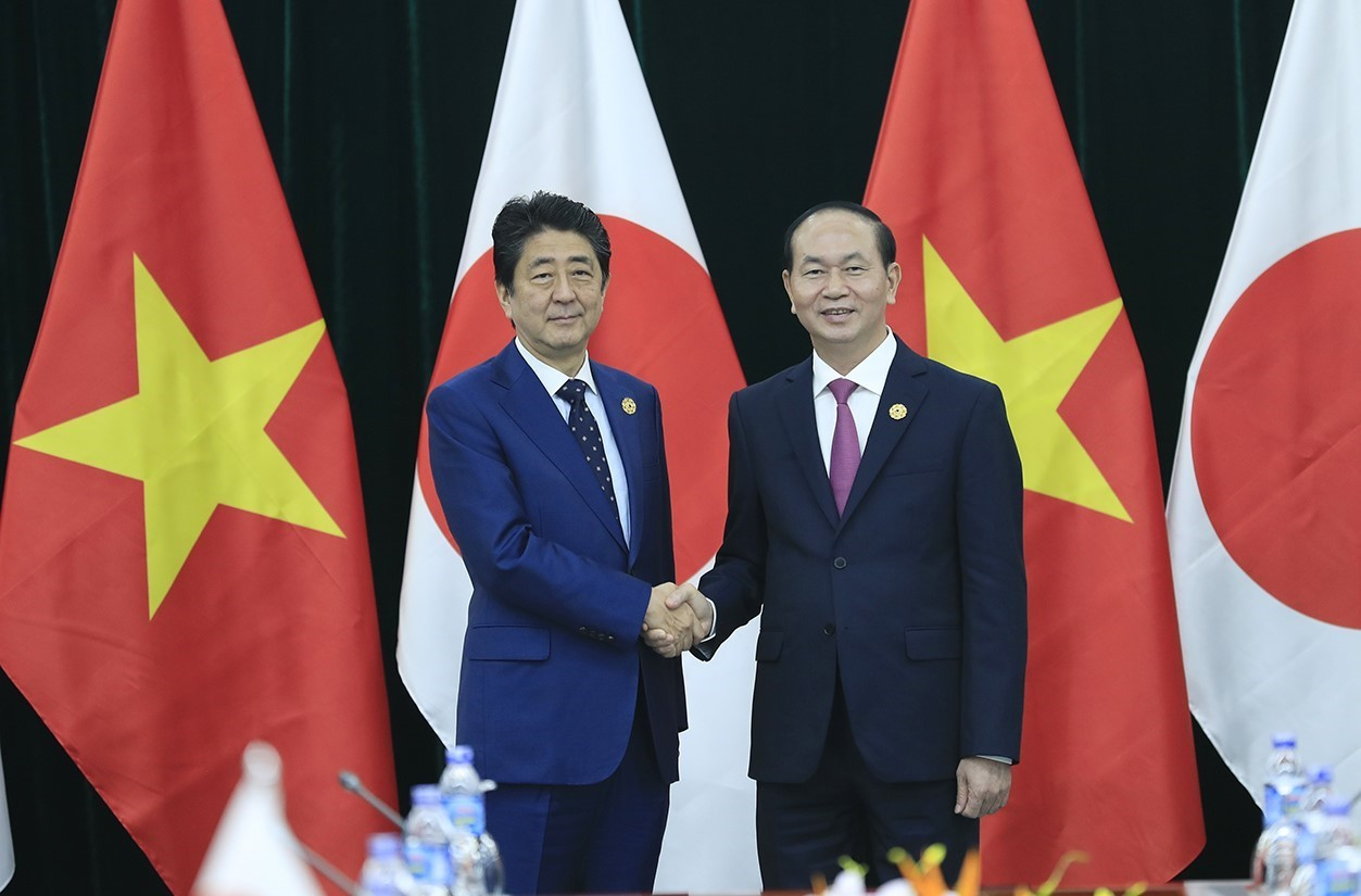 Japanese firms sign $5-billion raft of deals with Vietnam