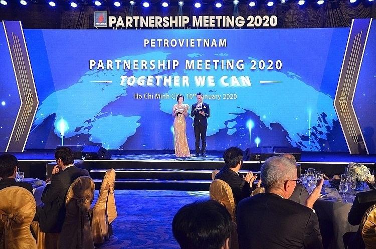 PetroVietnam thanks partners at Partnership Meeting 2020