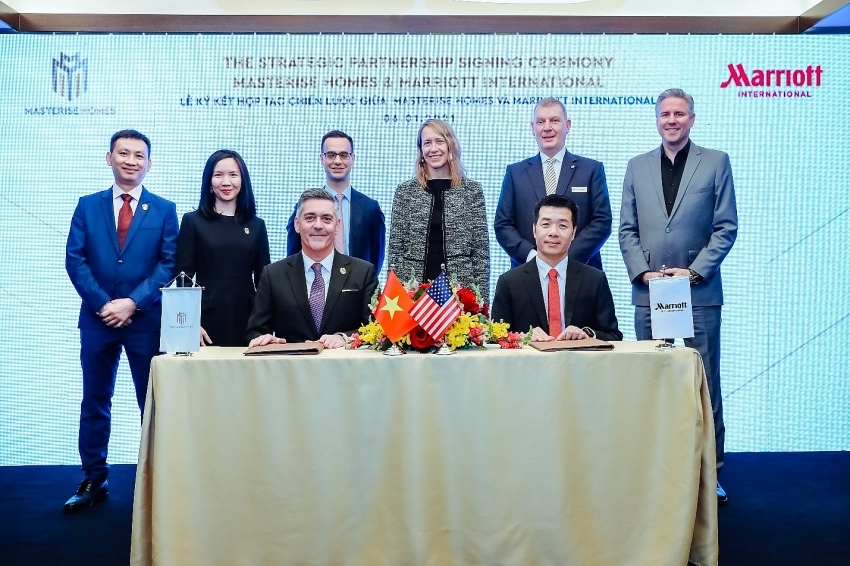 Masterise Homes and Marriott International to bring branded residences to Vietnam