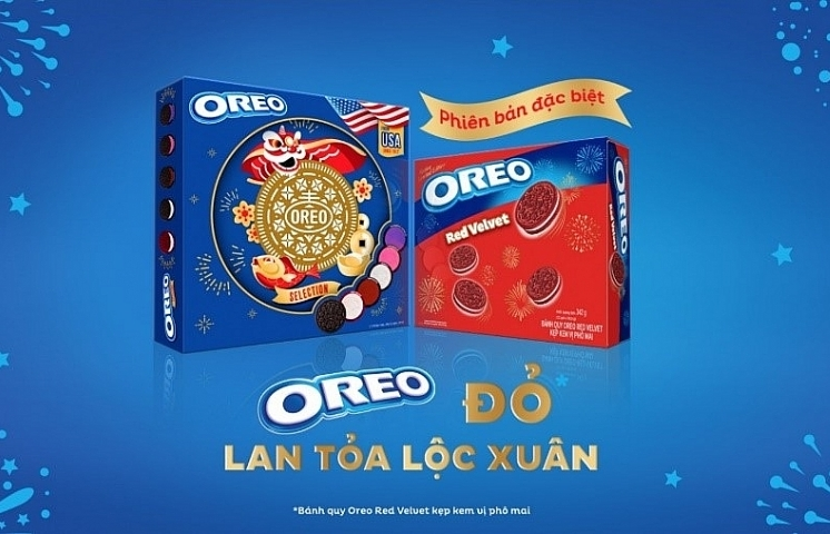 Mondelez Kinh Do brings back the spirit of Tet with iconic message